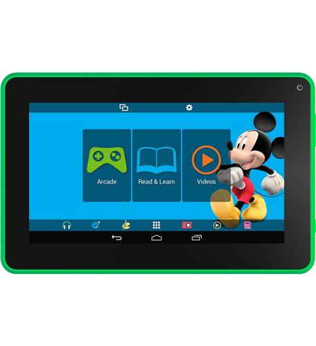 Smartab Jr 7 Inch Tablet Green