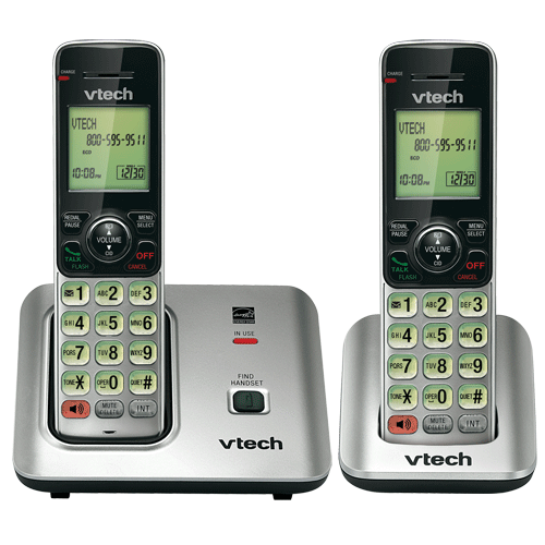 how to delete messages from vtech phone
